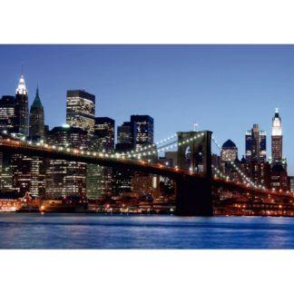 - AG Art Fototapeta XXL Brooklynský most 360 x 270 cm