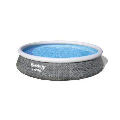Bestway - Bestway Nadzemní bazén s filtrací Fast Set Ratan