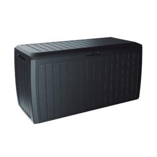 - Zahradní úložný box Boxe Board antracit