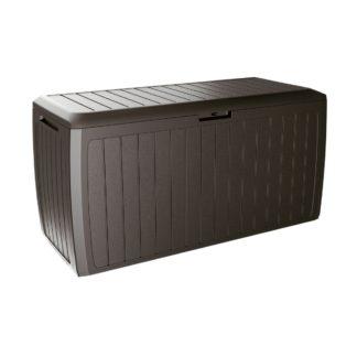 - Zahradní úložný box Boxe Board hnědá